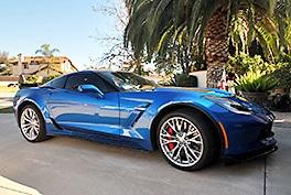 2016 Corvette Z06-Z07