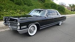 1966 Cadillac River