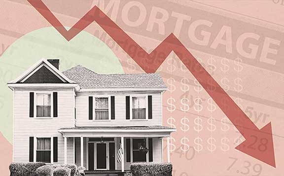 Mortgages are still getting cheaper