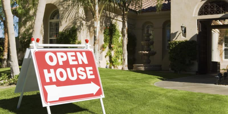 Open Houses:  Pros and Cons